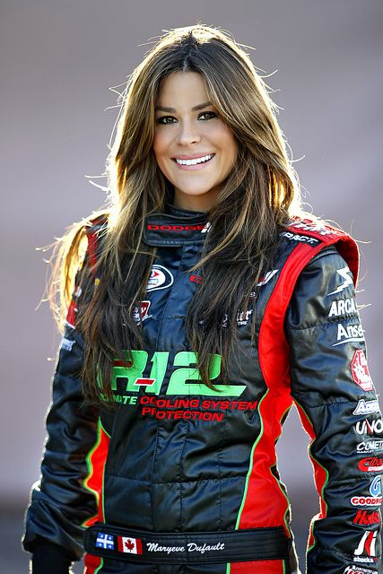 Maryeve Dufault - Google Search  Nascar  Female Race Car -7113