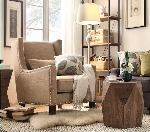 Living Room Chairs, Club Chairs