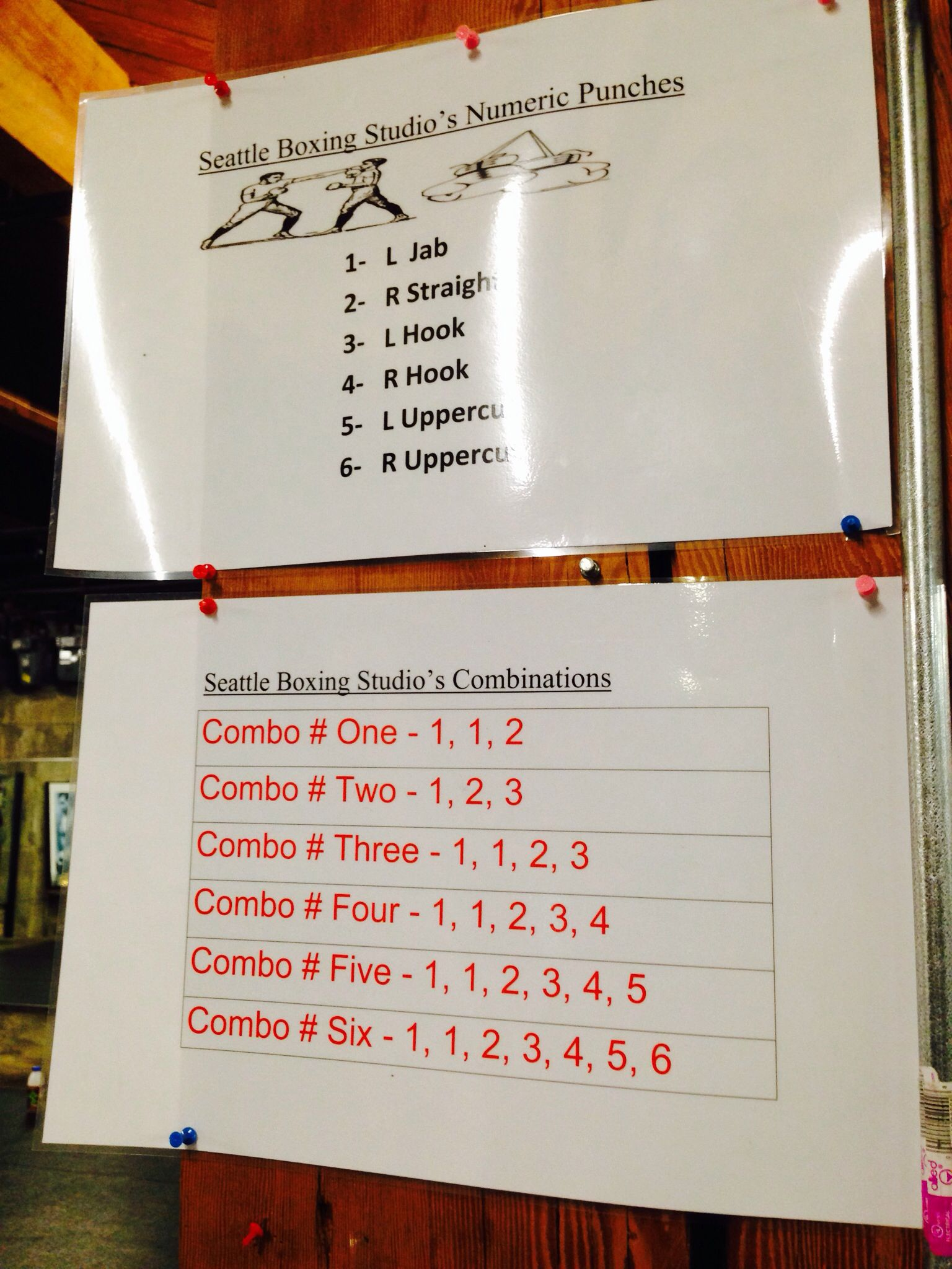 Boxing combos pinterest box workout