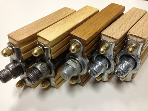 Wooden Bicycle Pedals Fahrrad Pedale