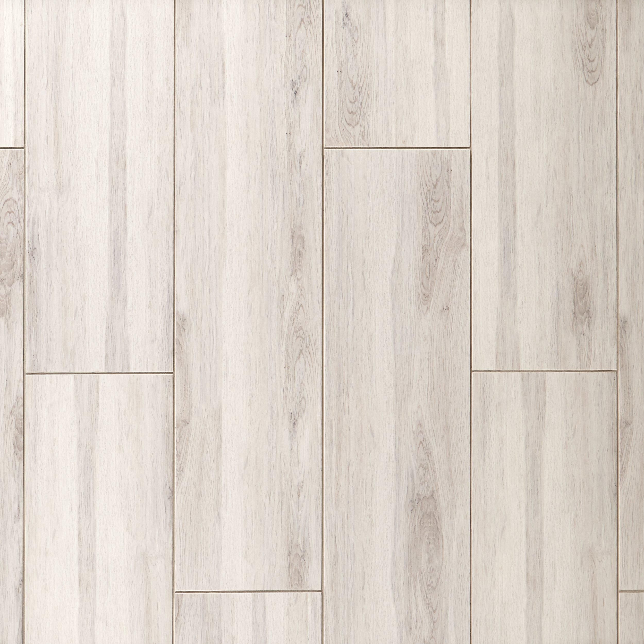 Hadley Gray Polished Wood Plank Ceramic Tile In 2019