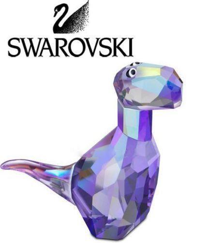 Swarovski Colored Crystal Figurine Lovlots Dinosaur - Big T #1143457 New