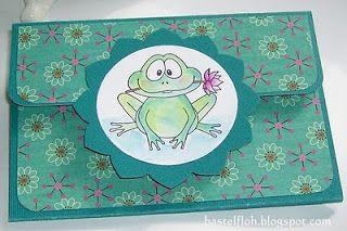 Sibylle's Bastelseiten: Geburtstagskarte für ...