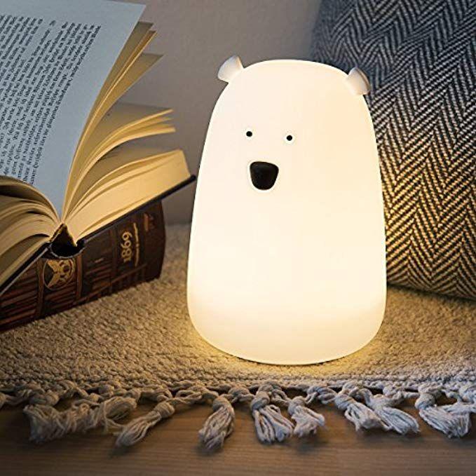 AFFILIATELINK Navaris LED Nachtlicht Bär Design - Fernbedienung