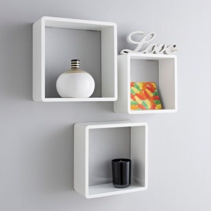 buy popular 33e67 e6dc1 Bjorn Cube Shelf. This funky shelf will be a great stand out ...