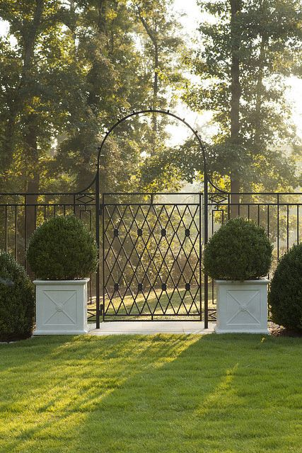 Top Pinned Images Of The Month Garden Gates Beautiful Gardens