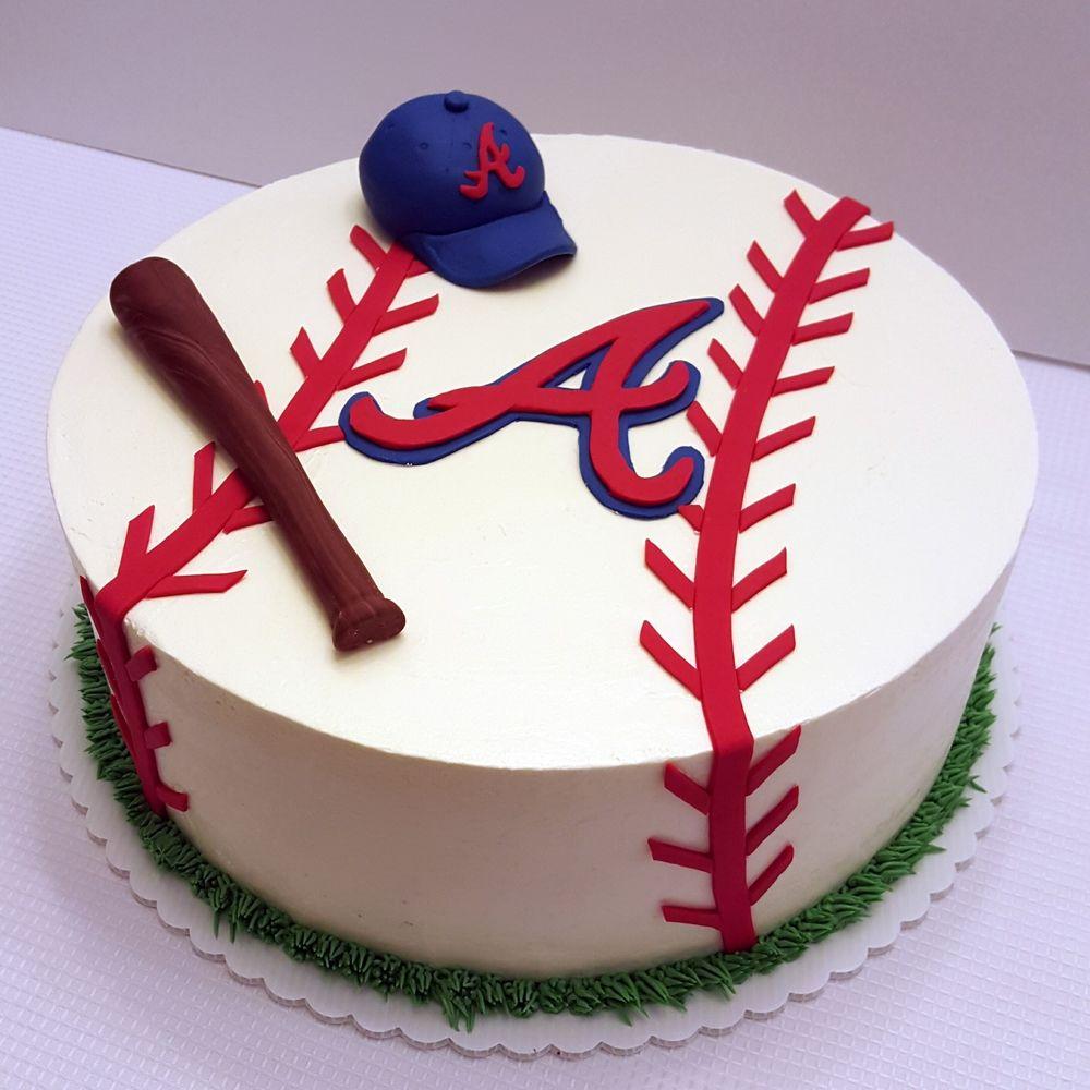 25 Beautiful Picture Of Birthday Cakes Atlanta Birthday Cakes Atlanta Gallery Pricing Fresh B Baseball Birthday Cakes Boy Birthday Cake Brave Birthday Cakes