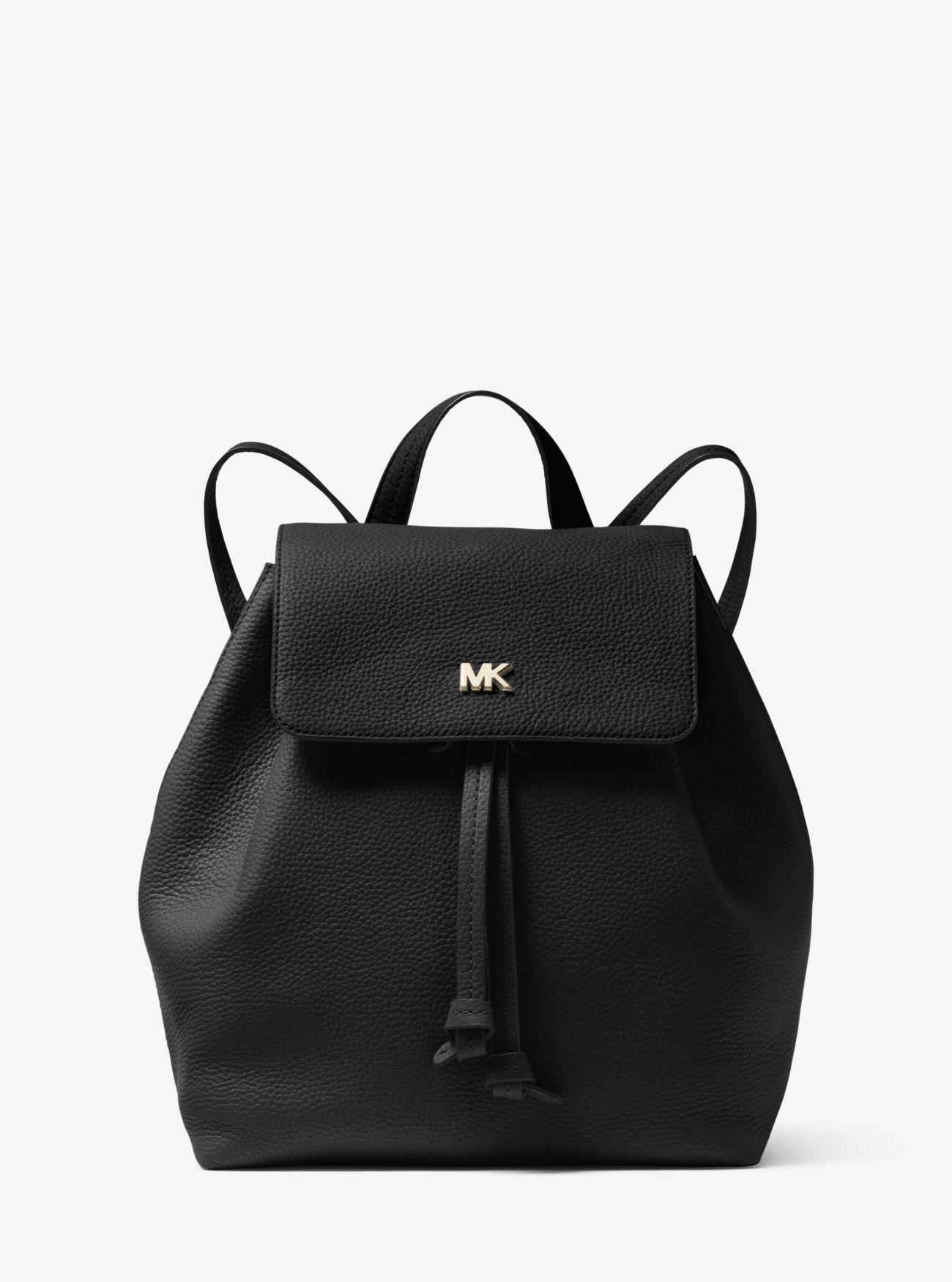 07742df8043f Junie Medium Pebbled Leather Backpack | Purses I want | Leather ...