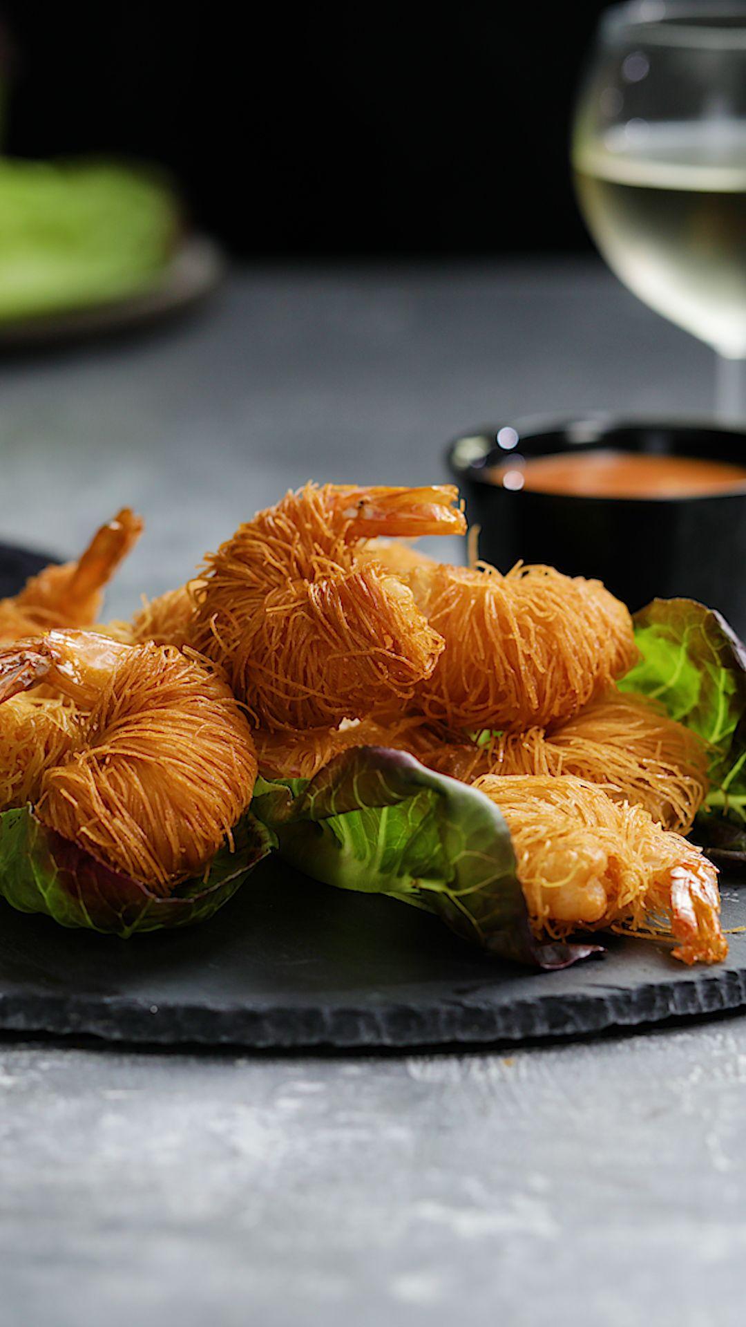 Photo of Tornado Shrimp With Bang Bang Sauce