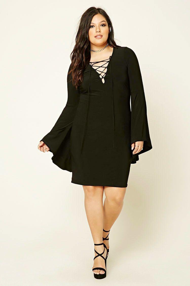 fced4d727e3 Black Lace Dress Long Sleeve Forever 21 - Data Dynamic AG