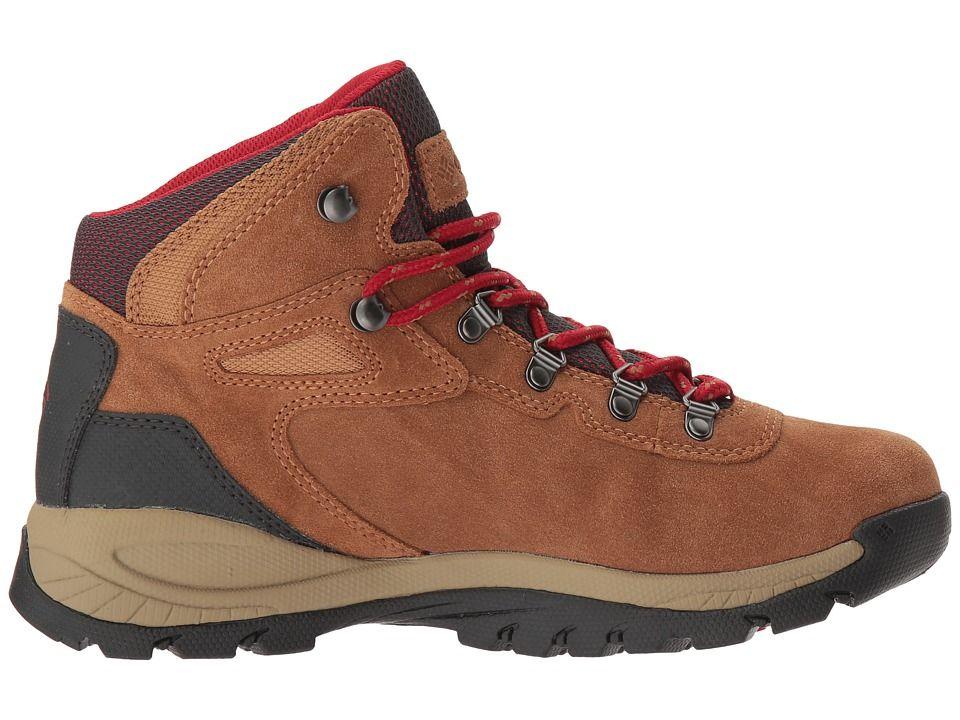 Columbia Newton Ridge Plus Waterproof Amped Women S Shoes