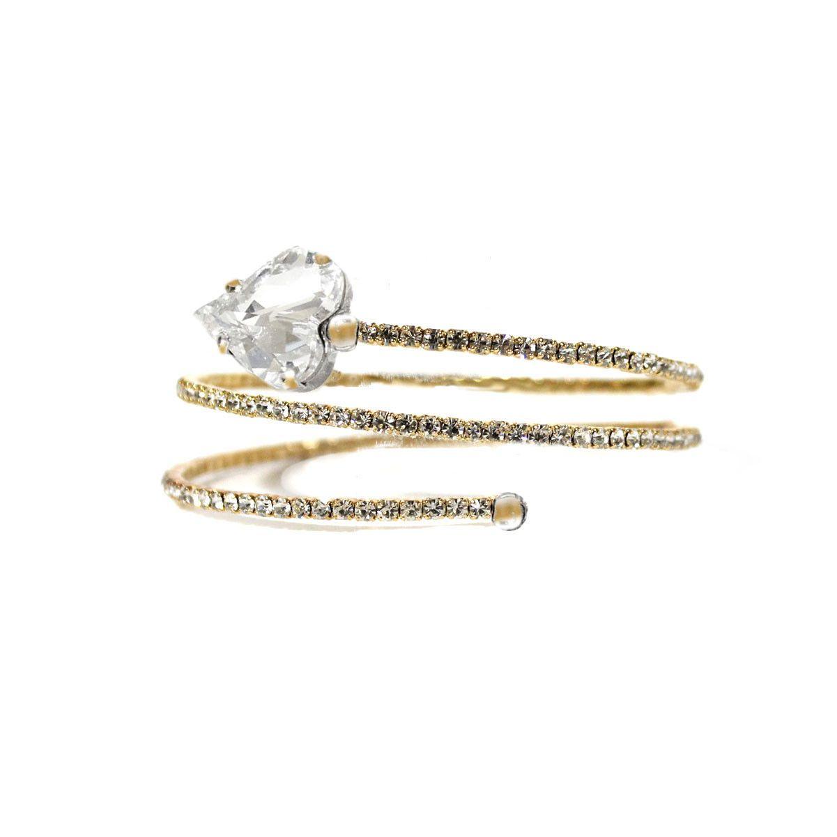 I adore you bracelet cuff cupid forwardtogether gold iadoreyou