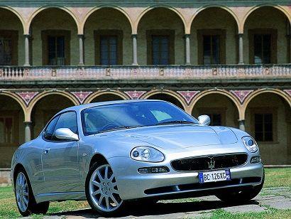 Maserati 3200 GT (1998 - 2002).   Maserati 3200 gt ...