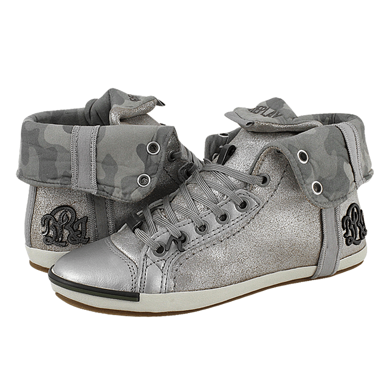 53d851f254c Παπούτσια casual Replay Crail | Shoes | Sneakers, Shoes και High tops