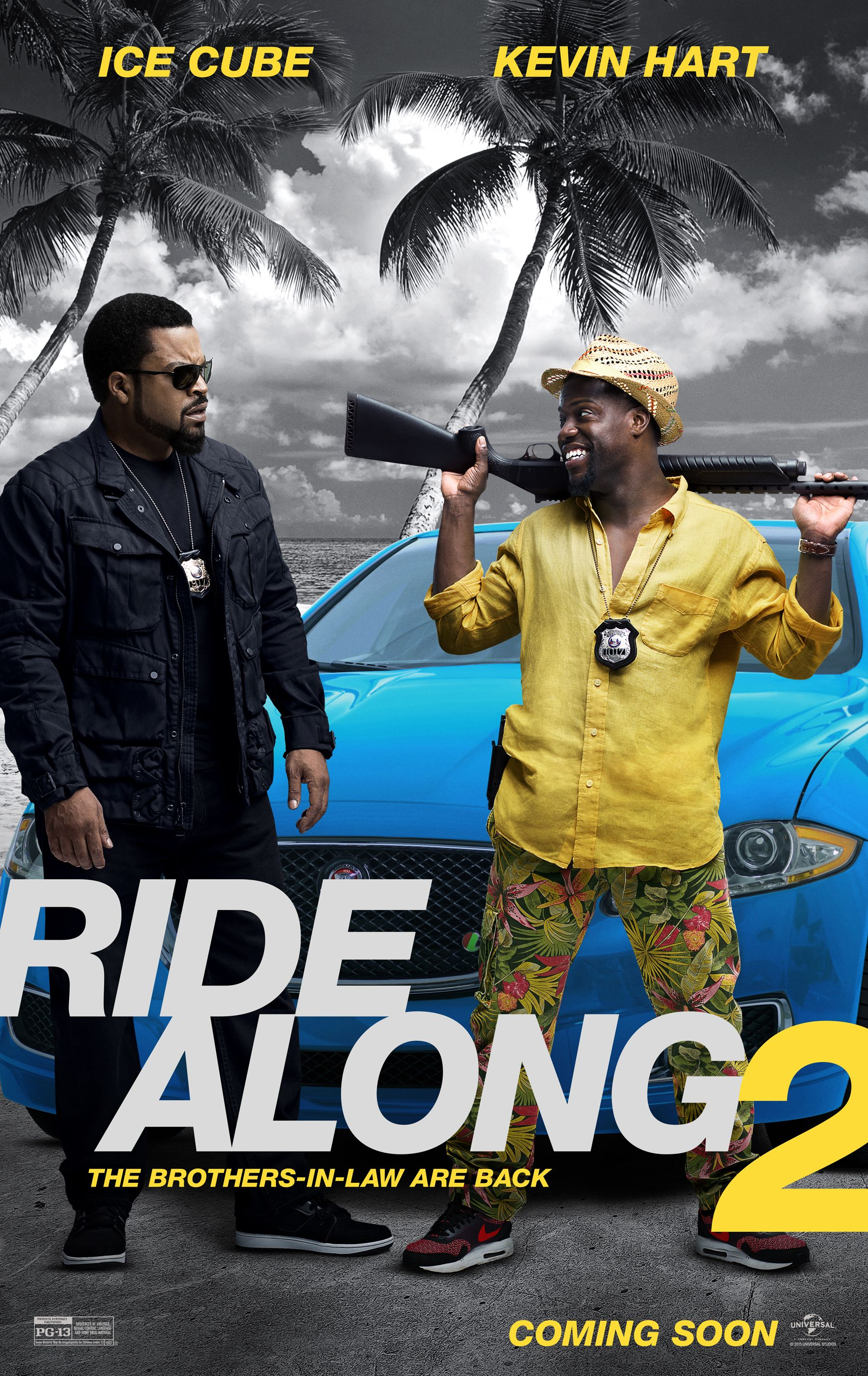 All Movie Posters And Prints For Ride Along 2 Joblo Posters Peliculas Online Gratis Peliculas Divertidas Ride Along 2