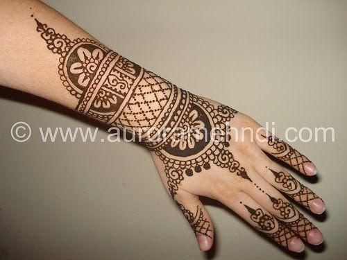 Mehndi Tattoo For Hand : Henna hand tattoo designs classic car gallery pinterest