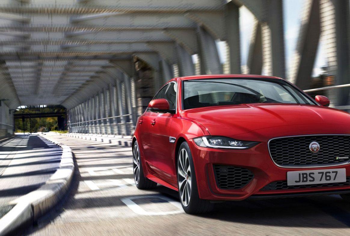 Jaguar Radio Advert 2020 First Drive