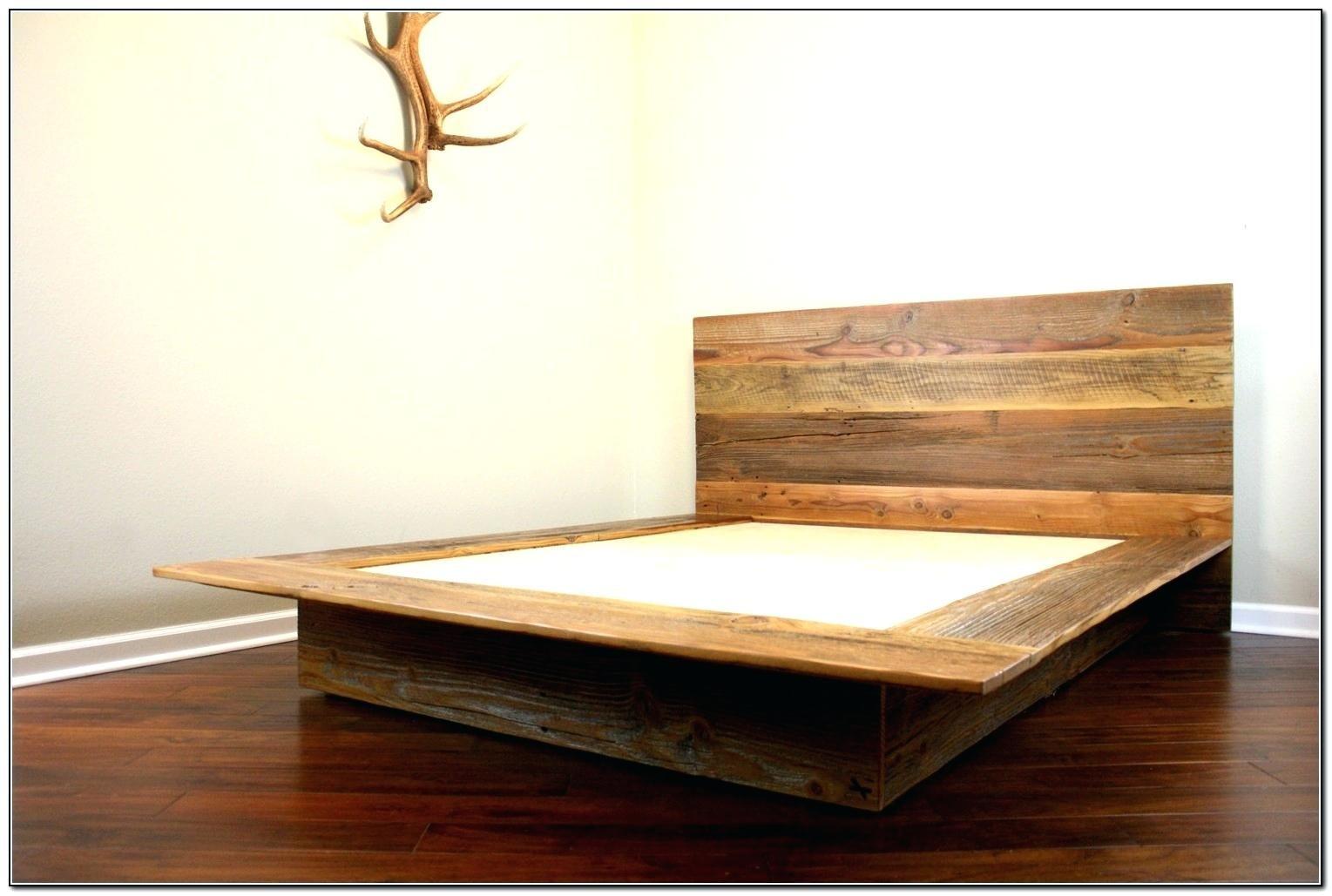 Plattform Bett Rahmen Cal Konig Plattform Bett Lagerung Holzbetten
