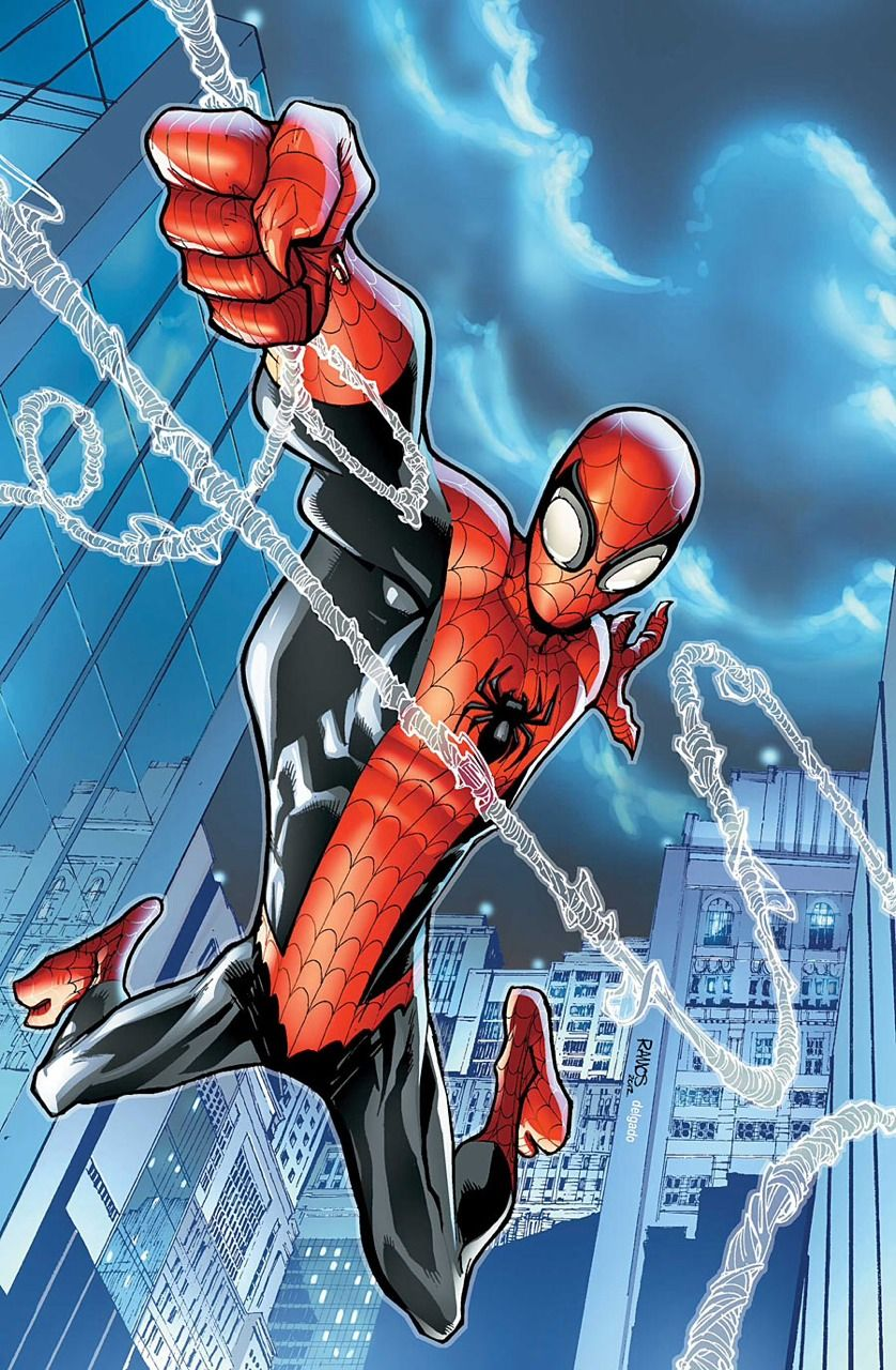 Superior SpiderMan by Humberto Ramos Spiderman, The