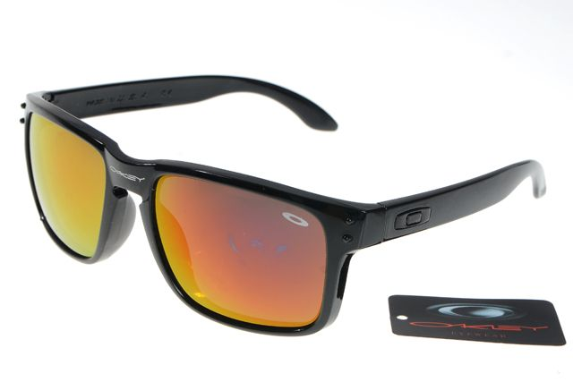 Oakley Radar Sunglasses Black Frame Colorful Lens 1014