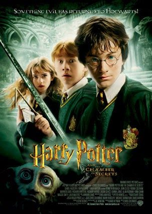 Review Harry Potter And The Chamber Of Secrets 2002 Nama Film Harry Potter Movie Posters Harry Potter Ron Harry Potter Ron And Hermione