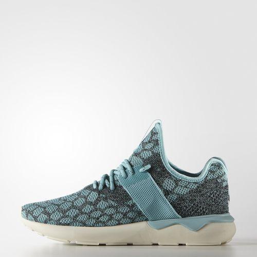 adidas Tubular Runner Primeknit Shoes - Blue  51066653f