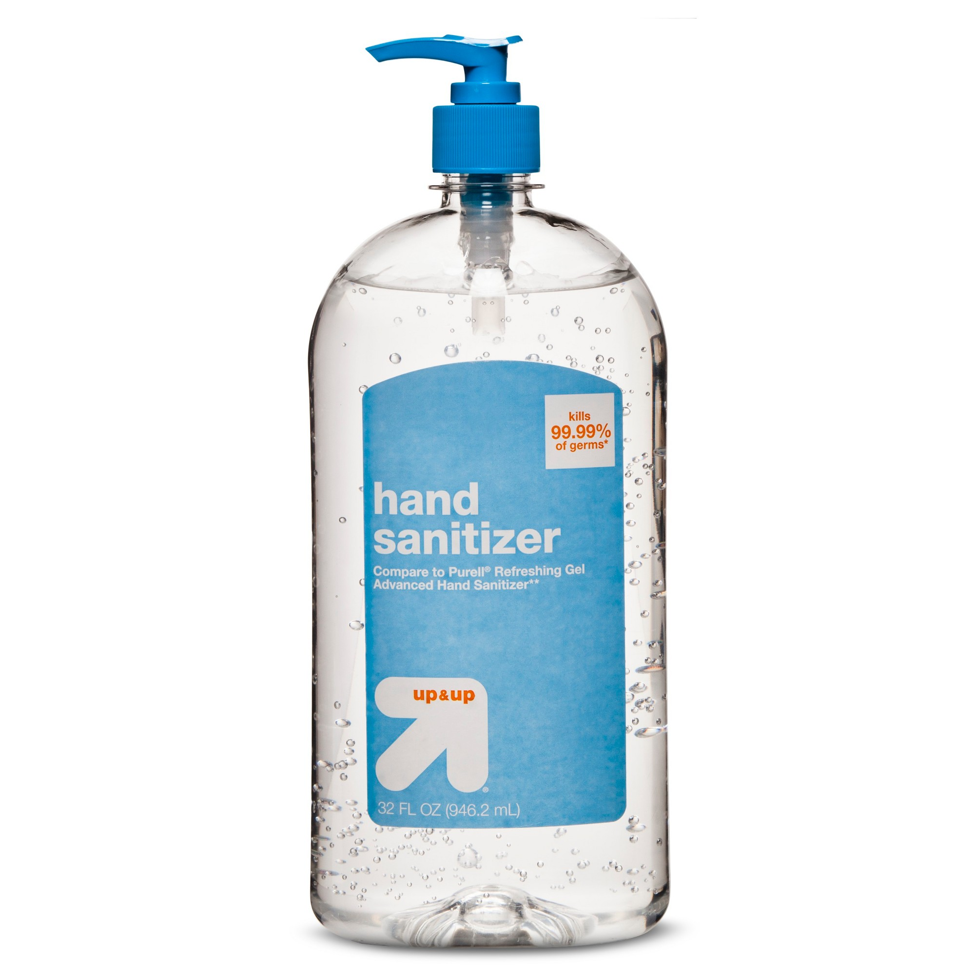 Hand Sanitizer 32 Fl Oz Up Up Hand Sanitizer