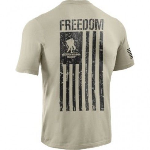 49bb2f565 WWP Freedom Flag Tee - Graphic Tees - Apparel - Tactical Distributors- Tactical  Gear