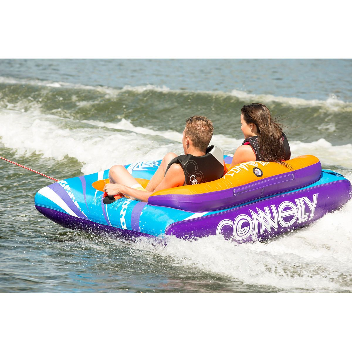 Connelly 2Rider Rocker 2 Towable Tube Overton's