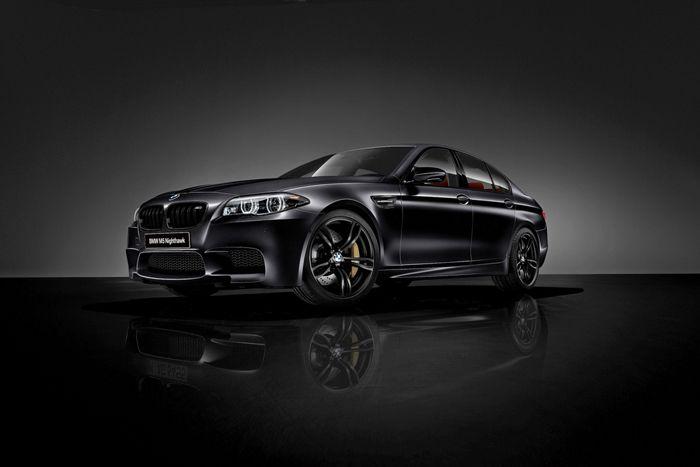 Таинственная BMW M5 Nighthawkhttp://carstarnews.com/bmw/5-series/2013942
