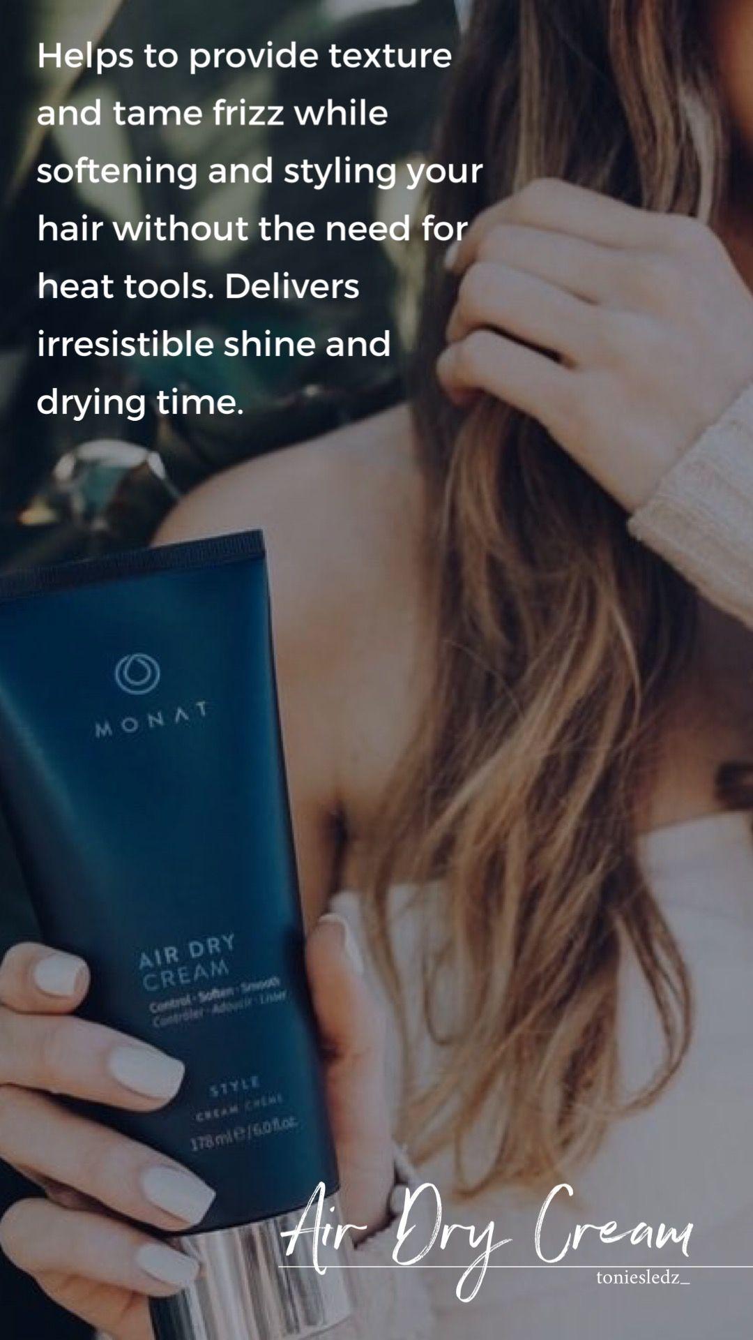 Air Dry Cream Monat