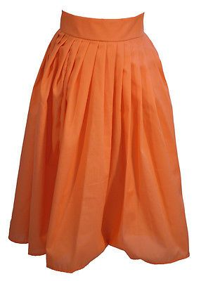 #Villager-chorus-solo-ballet-stageshow-villager orange #dance #skirt all sizes,  View more on the LINK: 	http://www.zeppy.io/product/gb/2/371663958967/