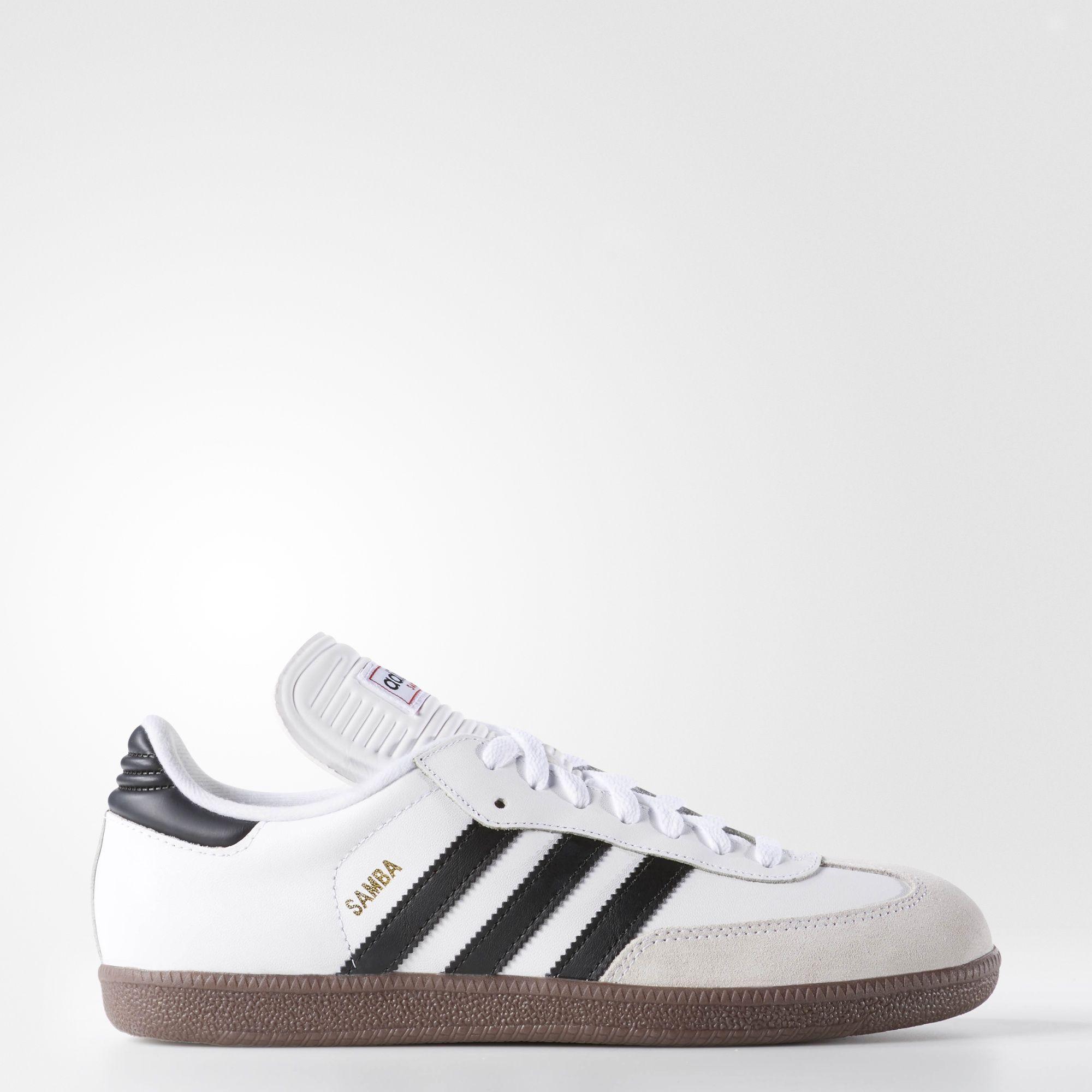 adidas Originals White Samba Original Sneakers women adidas black and goldtimeless design