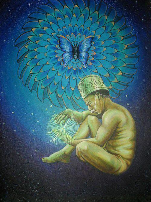 Visionary Art | Ayahuasca Community