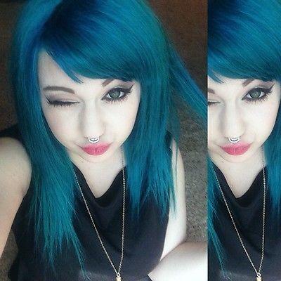 Arctic Fox Aquamarine Hair Dye Via 303jesi No Edits All Awesome By