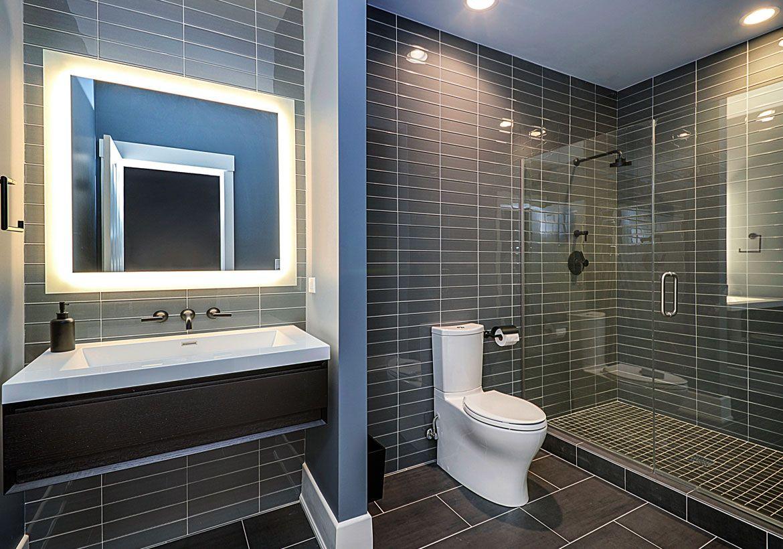 41 Creative Led Mirror Design Ideas Budget Bathroom Remodel Bathrooms Remodel Guest Bathroom Remodel [ jpg ]
