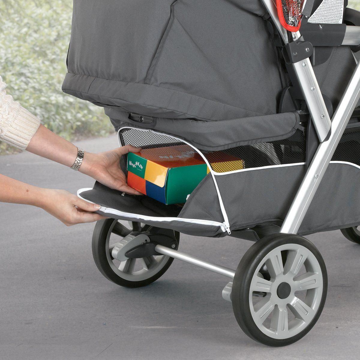 Chicco Cortina Together Double Stroller Ombra ** To view