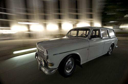 1968 Volvo 122 Wagon | Flickr - Photo Sharing!