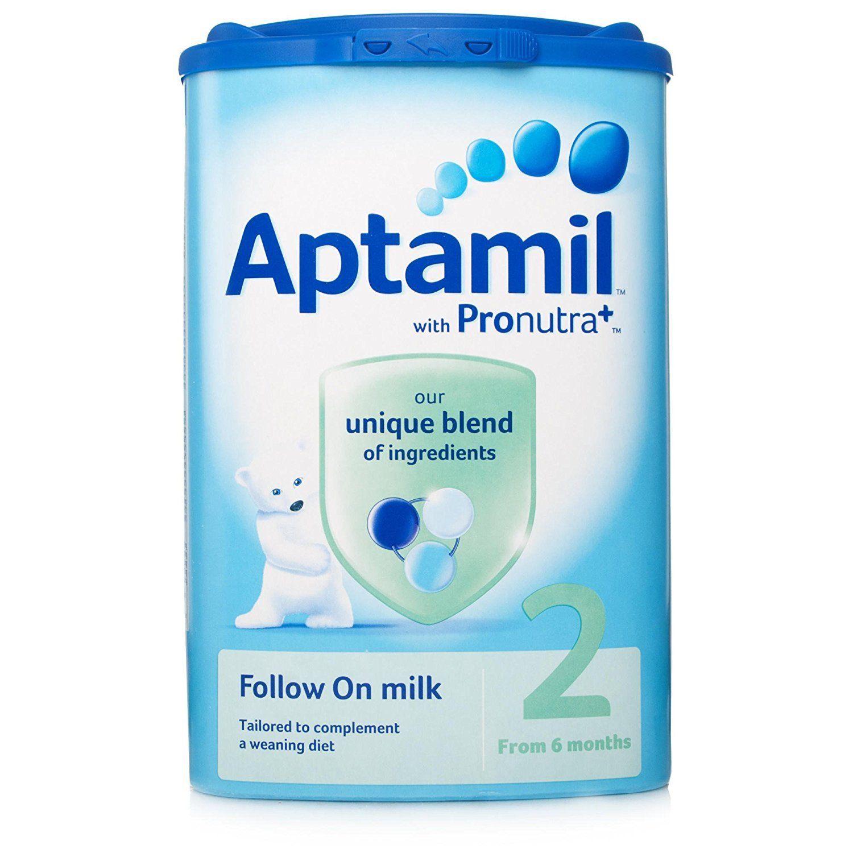 Aptamil 2 Follow On Milk 6month Formula Powder 900g Aptamil Powdered Milk Baby Milk