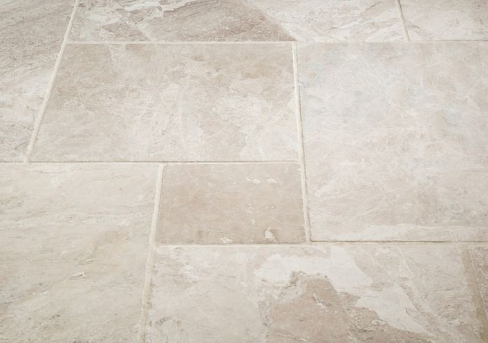 Diana Royal Tumbled Marble Floors Of Stone Stone Tiles