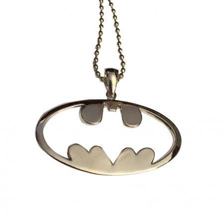 """Harley Quinn Batman Pendant 3/"""" with chain"""