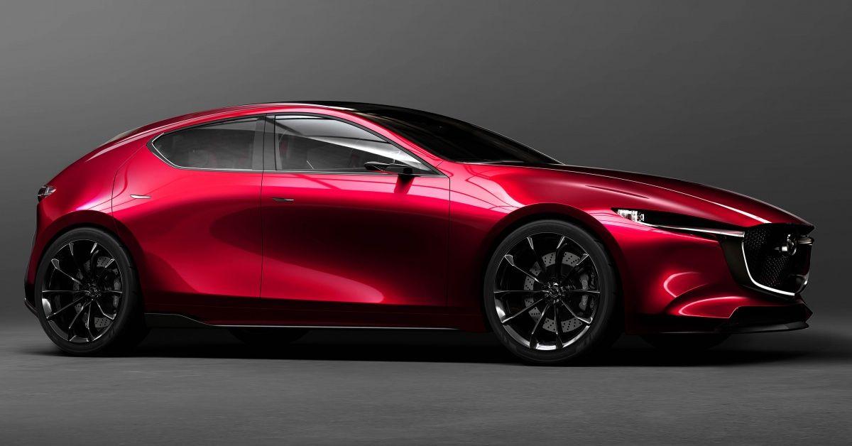 2019 Mazda 3 New Skyactiv Vehicle Architecture Supercharged 2 0 Litre Skyactiv X 190 Hp 230 Nm 4 Door Sports Cars Mazda 6 Wagon Mazda
