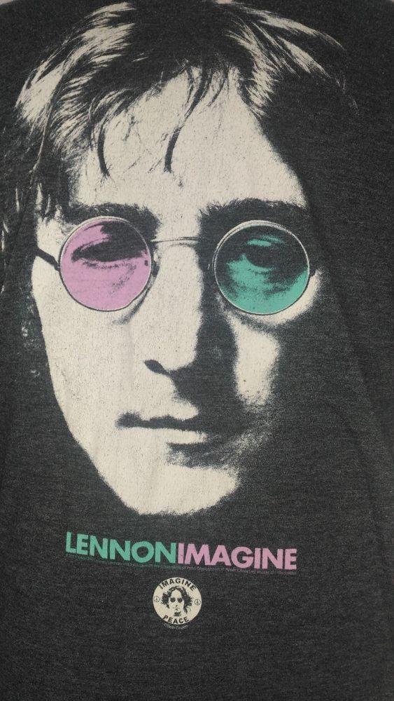 """1971 - Imagine   10/"""" x 24/"""" John Lennon Album Lyric Poster Imagine"""