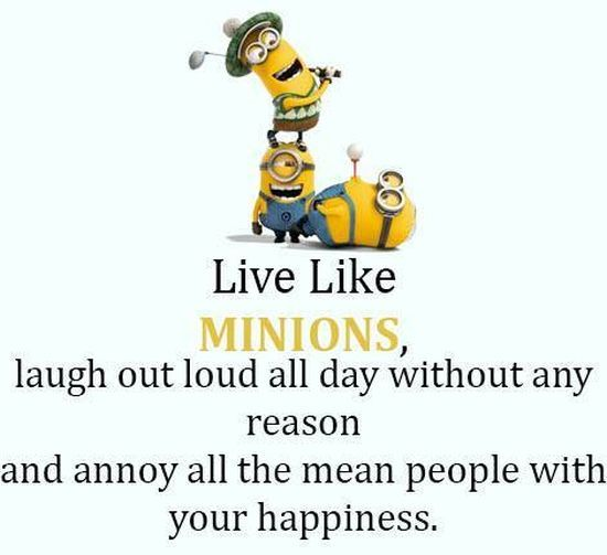 Awesome Funny Minions Quotes Of The Day