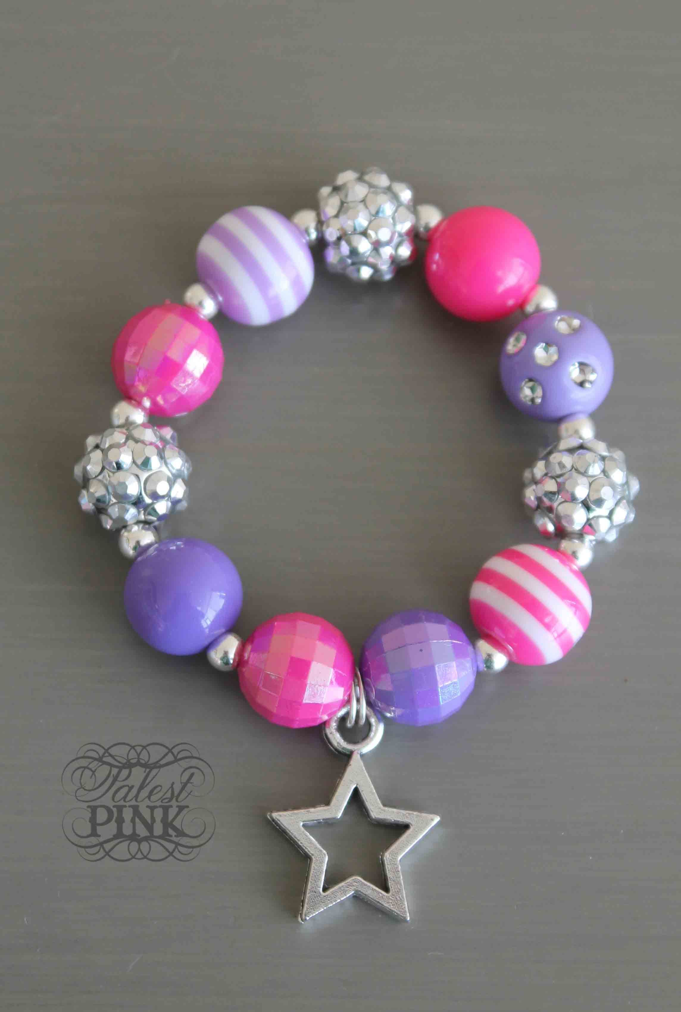 American girl bracelet made by palest pink facebook