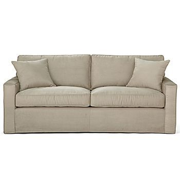 Jcp Slipcover Sofas Sierra By Studio 500 Slipcovered Sofa