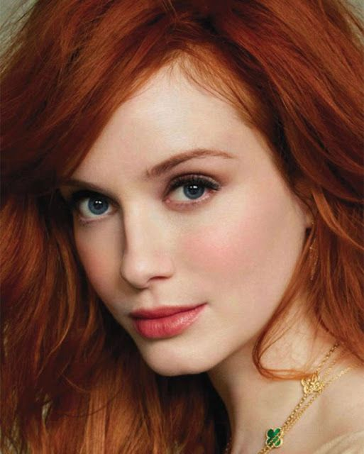 Christina Hendricks Christina Hendricks The Hairaffair Redhead