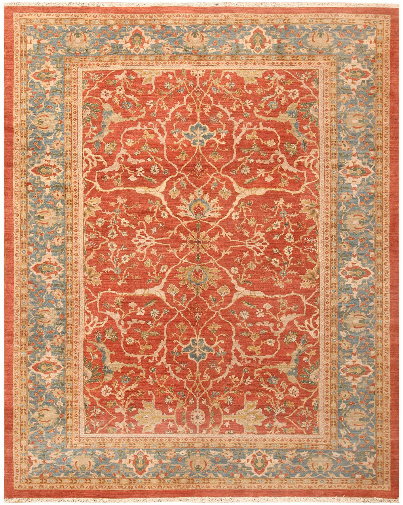 Persian Sultanabad Carpet 44709