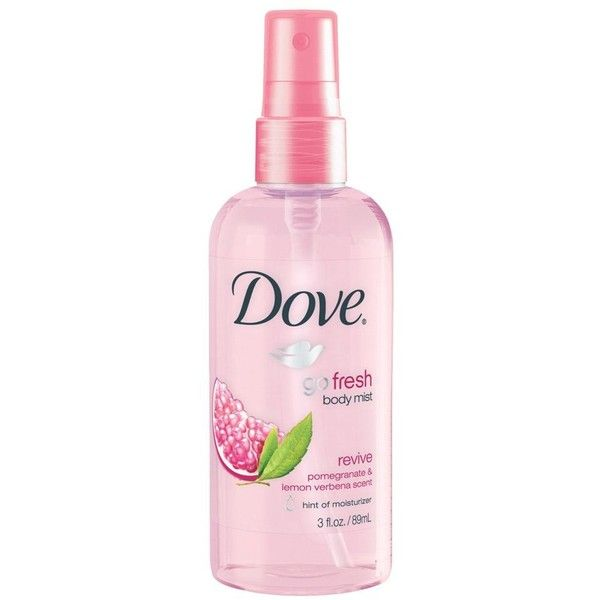 Dove Revive Body Mist Spray 3 Oz Target 3 64 Liked On Polyvore Featuring Beauty Products Fragrance Makeup Beau Body Mist Dove Beauty Perfume Spray