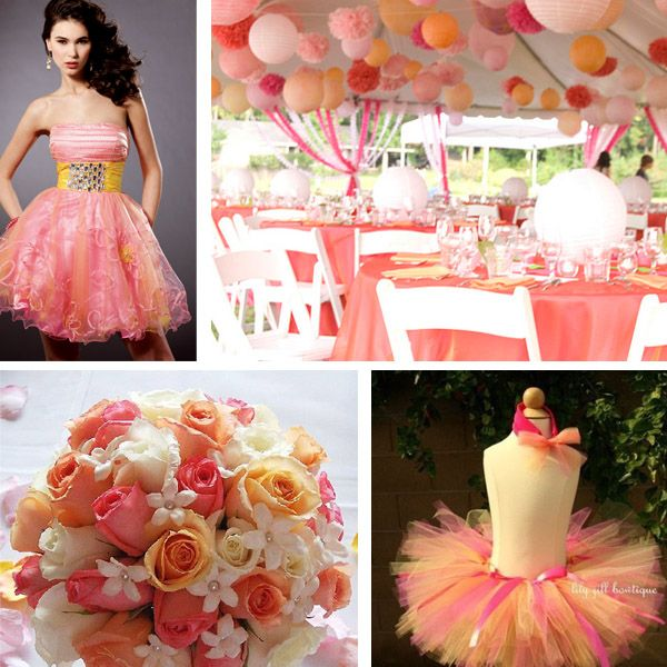 Alexander McCathy Luxury Wedding Blog Peach Themes Inspiration Segment